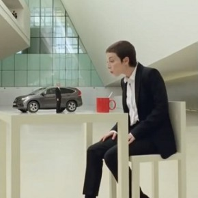 Honda Ad - An Impossible Made Possible