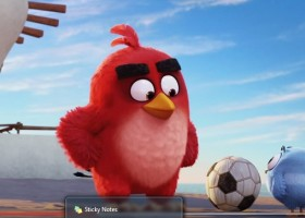 angry bird movie trailer